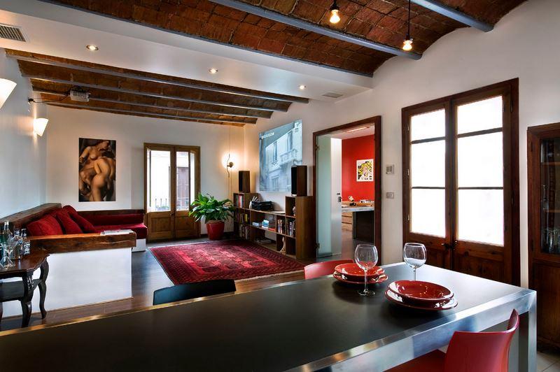 Wohnung zur Miete (Quelle: Airbnb)